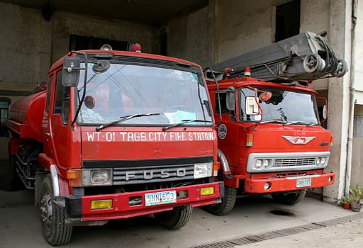 Tagbilaran fire-trucks.