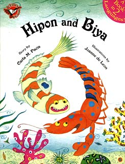 Book Cover of Hipon and Biya