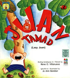 Book Cover of Juan Tamad