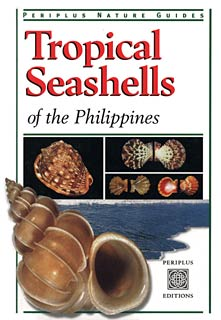 Book Cover of Tropical Seashells of the Philippines