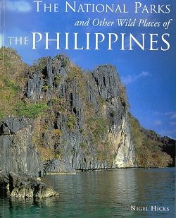 Book Cover of Nigel Hicks: The National Parks and other Wild Places of The Philippines