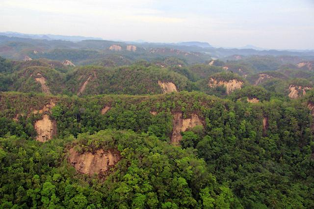 proxy - Aerial View of the World-Famous Chocolate Hills - Bohol Tourism | Bohol Travel & Tour