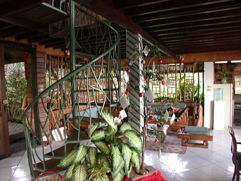 Bohol Bee Farm Interior