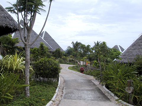 Cottages at the Panglao Nature Beach Resort