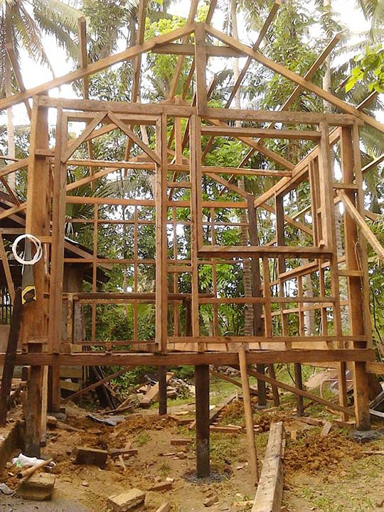 Project Kamalig Construction