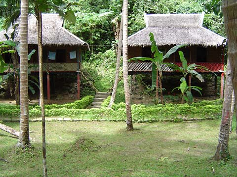 Cottages at Nuts Huts