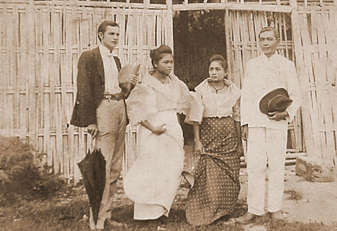 sharp19 - Colonial Philippines - Philippine Photo Gallery