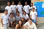 Staff at Philippine Fun Divers