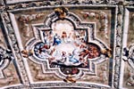 Ceiling Murals in Anda Church
