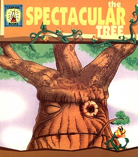 Book Cover of The Spectacular Tree