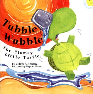 Book Cover of Tubble Wubble