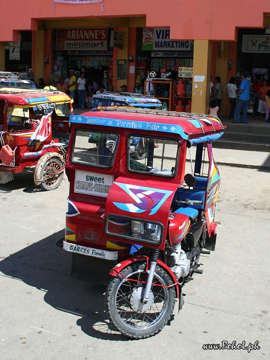 Boholano Tricycle