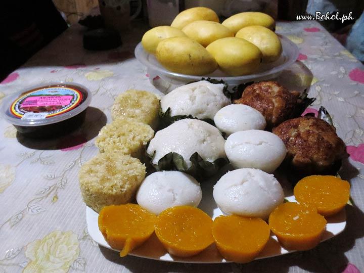 Mixed Filipino Desserts