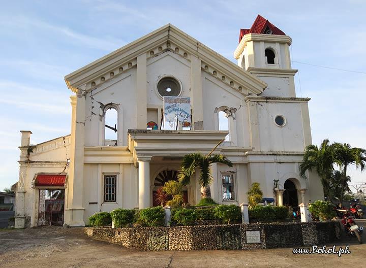 St. Michael the Archangel Parish in Clarin