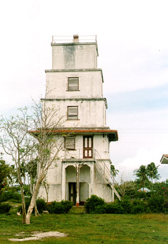 Balicasag Lighthouse