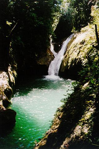Kilab Kilab Falls
