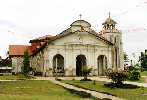Outer Banks Hotels >> Panglao Church